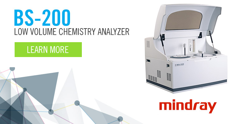 Mindray BS-200
